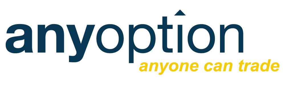 AnyOption logo grand