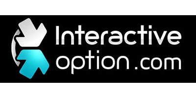 interactive option logo